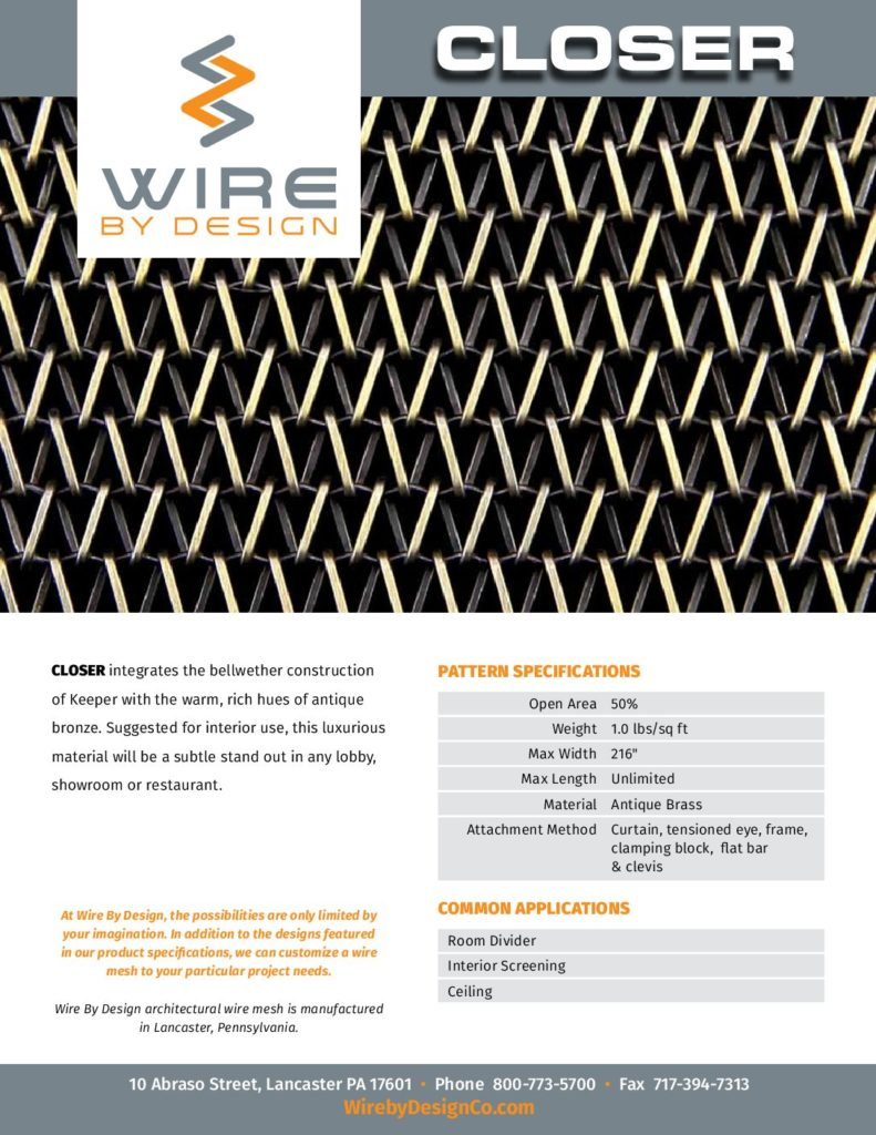 26630_Wire by Design--CLOSER-PRF | Wire By Design