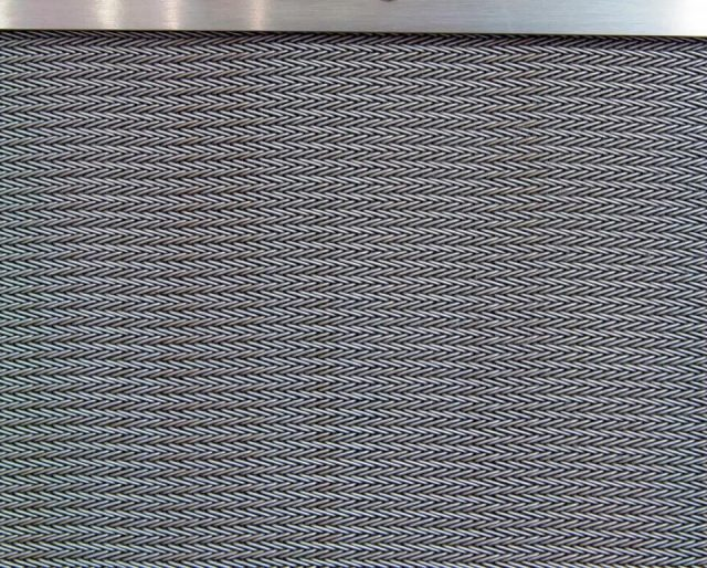 Steel decorative metal mesh JFK terminal