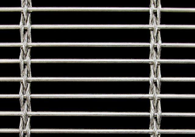 Rail Wire Mesh Design