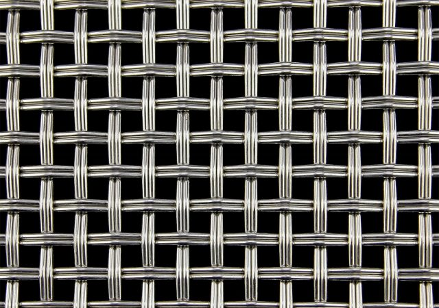 Compass Wire Mesh Design