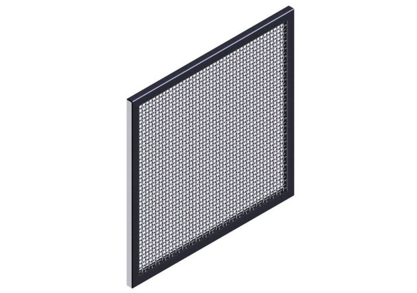 Wire Fabric Amp Architectural Mesh System Fasteners Metal