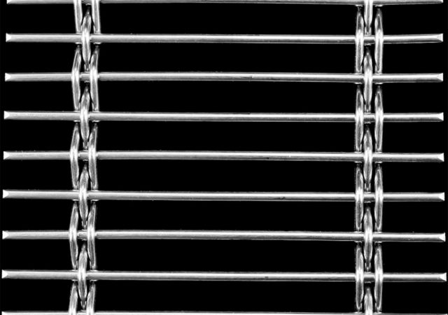Railway Wire Mesh Design