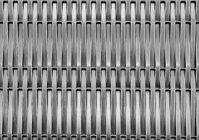 Vault Wire Mesh Design