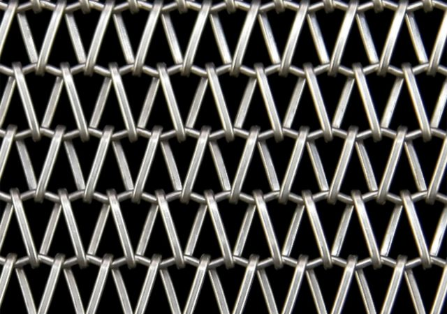 Verge Wire Mesh Design