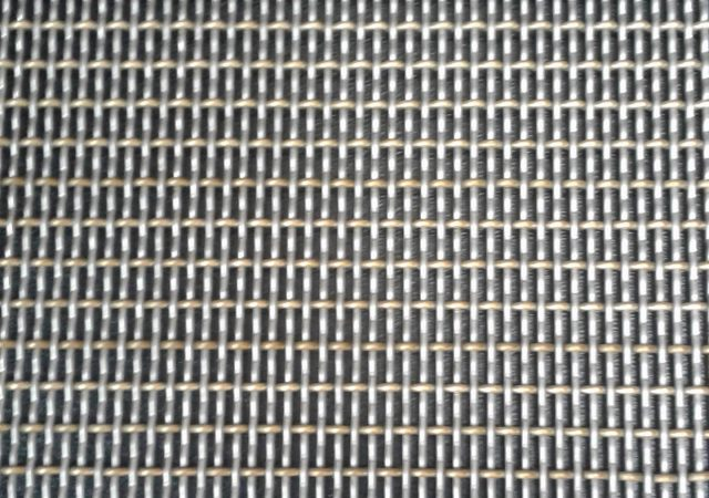 Ripple Wire Mesh Design